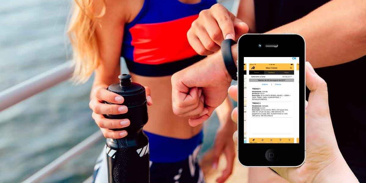Aplicativo para treinadores de corrida